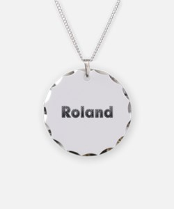 Roland Metal Necklace