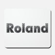 Roland Metal Mousepad