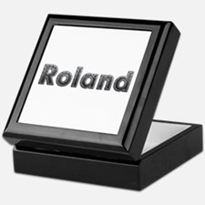 Roland Metal Keepsake Box