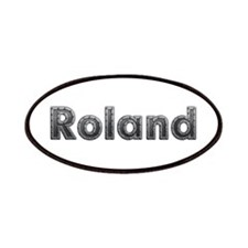 Roland Metal Patch
