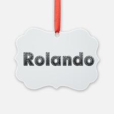 Rolando Metal Ornament