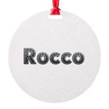 Rocco Metal Ornament