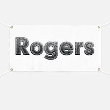 Rogers Metal Banner