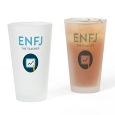 ENFJ Drinking Glass