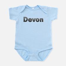 Devon Metal Body Suit