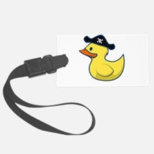 Pirate Duck Luggage Tag