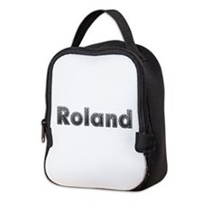 Roland Metal Neoprene Lunch Bag