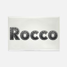 Rocco Metal Rectangle Magnet 100 Pack