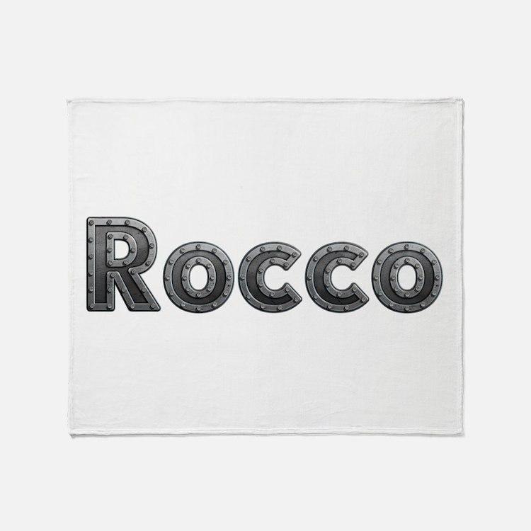 Rocco Metal Throw Blanket