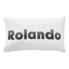 Rolando Metal Pillow Case