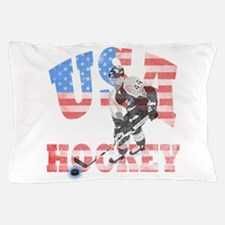 USA hockey Pillow Case