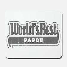 WB Grandpa [Greek] Mousepad