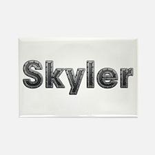 Skyler Metal Rectangle Magnet