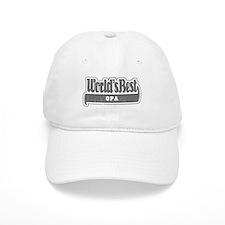 WB Grandpa [German] Baseball Cap