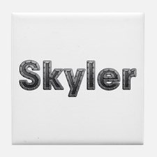 Skyler Metal Tile Coaster
