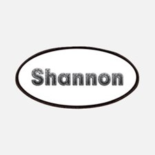 Shannon Metal Patch