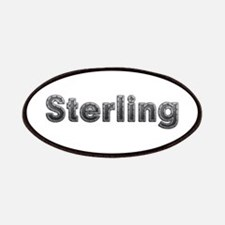 Sterling Metal Patch
