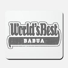 WB Grandpa [Georgian] Mousepad