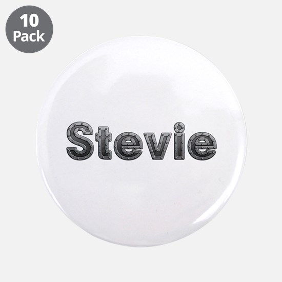 Stevie Metal Big Button 10 Pack