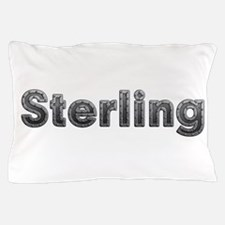 Sterling Metal Pillow Case