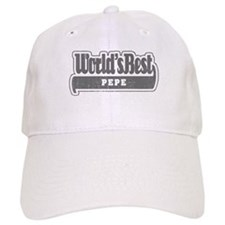 WB Grandpa [French Canadian] Baseball Cap