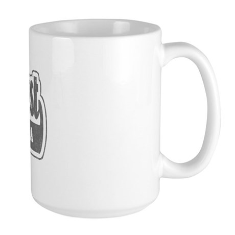 WB Grandpa [French] Large Mug