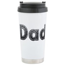 Dad Metal Travel Mug