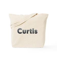 Curtis Metal Tote Bag