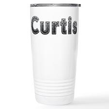 Curtis Metal Travel Mug
