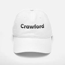 Crawford Metal Baseball Baseball Baseball Cap