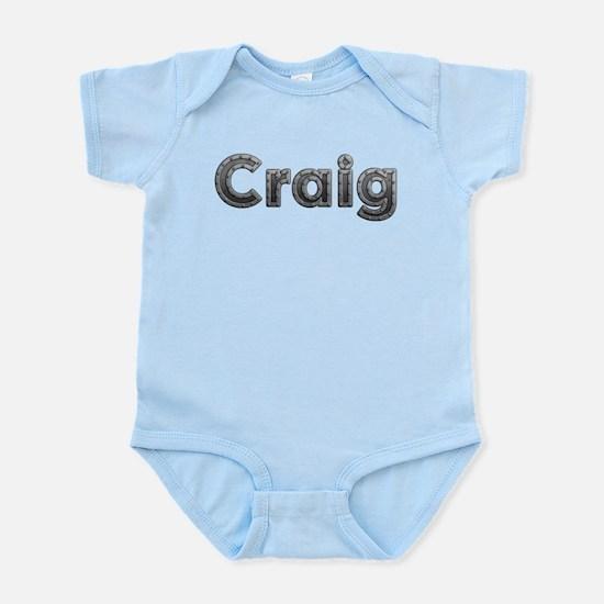 Craig Metal Body Suit