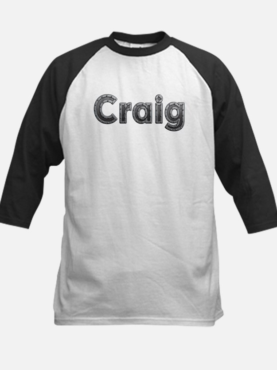 Craig Metal Baseball Jersey