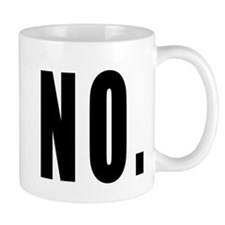 No. Coffee Mugs