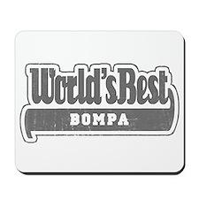WB Grandpa [Flemish] Mousepad