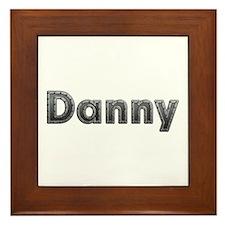Danny Metal Framed Tile
