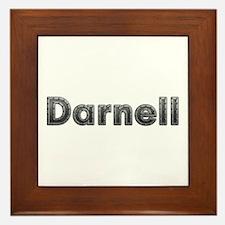Darnell Metal Framed Tile