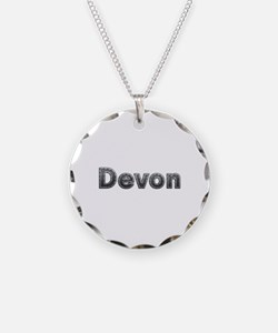 Devon Metal Necklace