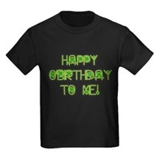 HAPPY O'BIRTHDAY TO ME T