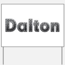 Dalton Metal Yard Sign