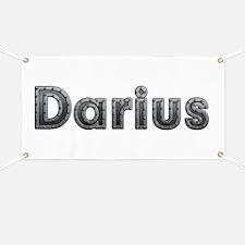 Darius Metal Banner