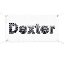 Dexter Metal Banner