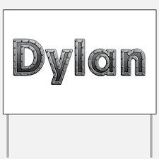 Dylan Metal Yard Sign