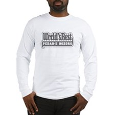 WB Grandpa [Farsi] Long Sleeve T-Shirt