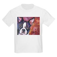 Boston Terrier #1 T-Shirt