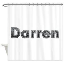 Darren Metal Shower Curtain