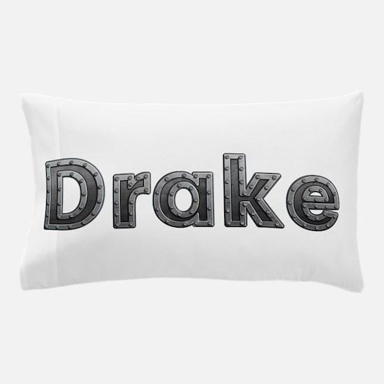 Drake Metal Pillow Case