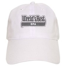 WB Grandpa [Dutch] Baseball Cap