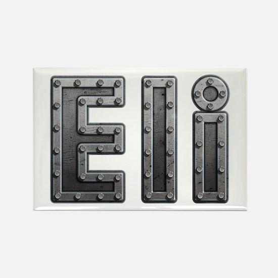 Eli Metal Rectangle Magnet
