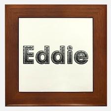 Eddie Metal Framed Tile