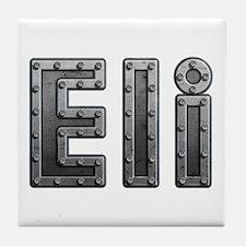 Eli Metal Tile Coaster